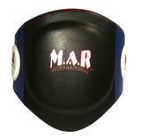 MAR-212B | Synthetic Leather Belly Guard w/ Multi Layer Foam