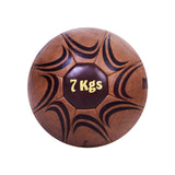 MAR-289B | Synthetic Leather Medicine Balls (3kg-10kg)