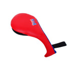 MAR-205B | Red+Blue Kick Target for Sparring - Double Layer - quality-martial-arts