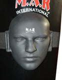 MAR-426 | Human Head Striking Pad w/ Elasticated Velcro Closure - quality-martial-arts