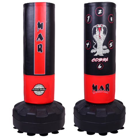 MAR-261C | Child Freestanding Punching Bag with Scoring Zones