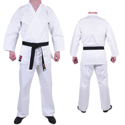 MAR-001 | Traditional White Karate Student Uniform Gi