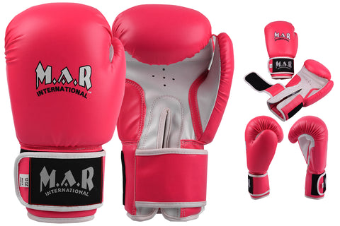 MAR-184 | Pink Kickboxing/Boxing Gloves