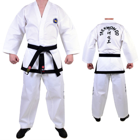 MAR-040 |  ITF Approved Taekwondo Uniform for Professionals