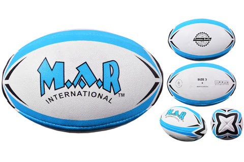 MAR-436 A TO E | Rugby Training Ball Size 3