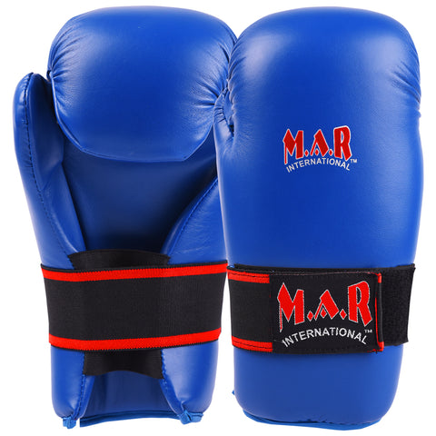 MAR-144C | Blue Semi-Contact Pointer's Gloves