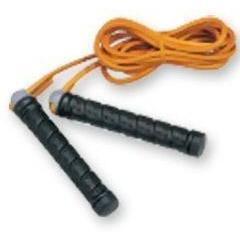 MAR-126 Plastic Jump Rope Boxing Skipping Rope Gym Speed Rope Fitness Cardio Training Supplies Gear - M.A.R. International