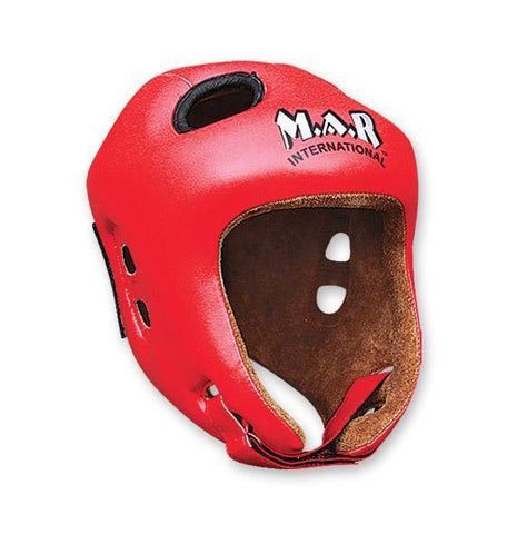 MAR-189 | Kickboxing & Thai Boxing Head Guard - quality-martial-arts