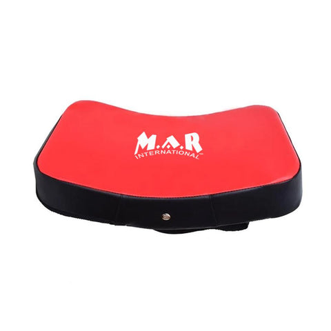 MAR-208H | Red+Black Taekwondo Kick Shield - quality-martial-arts