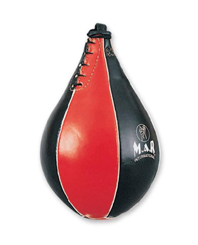 MAR-206 | Red+Black Assorted Speed Balls for Club and Pro use - quality-martial-arts
