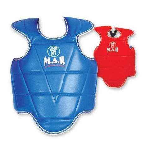 MAR-217 | Reversible Chest Guard - quality-martial-arts