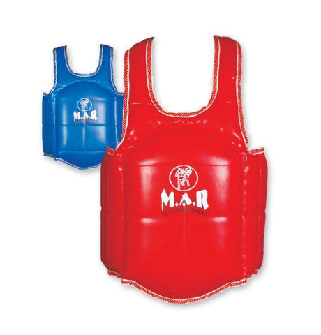 MAR-219 | Reversible Kickboxing Chest Guard - quality-martial-arts