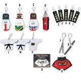 MAR-232 | Key Rings & Doll Jackets - quality-martial-arts