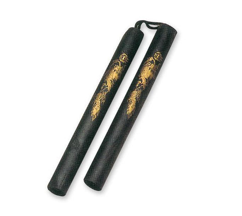 "MAR-266B | Foam Cord 12"" Nunchucks"