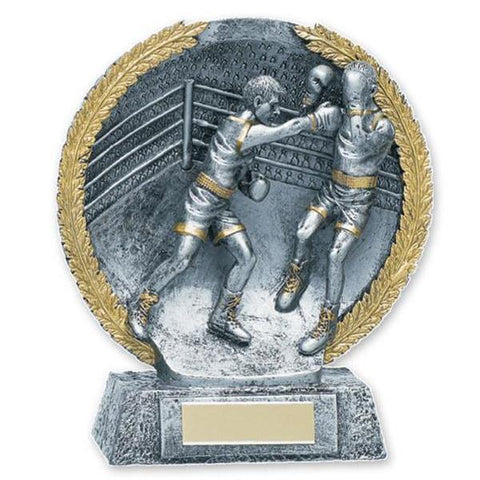 MAR-315 | Boxing Trophy Award - quality-martial-arts