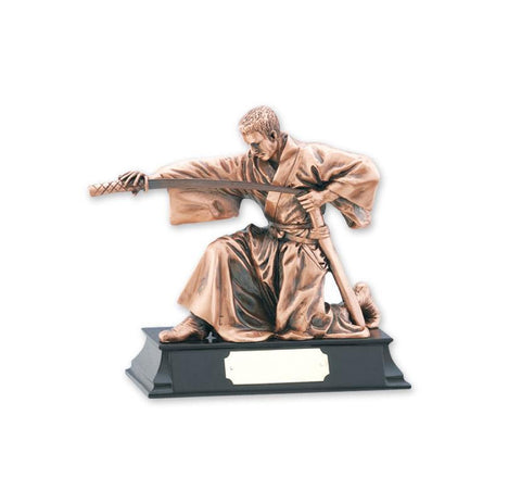 MAR-317 | Samurai Trophy Award - quality-martial-arts