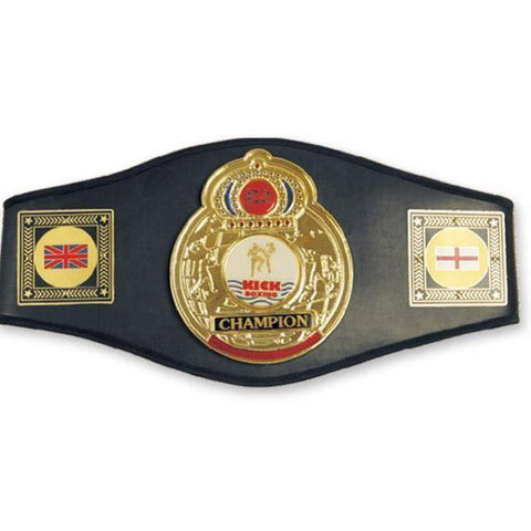 MAR-329 | Kickboxing Championship Belt - quality-martial-arts