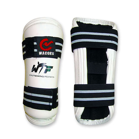 MAR-034A | WTF Approved Taekwondo Forearm Guards