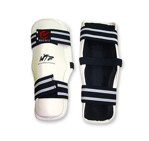 MAR-034B | WTF Approved Taekwondo Shin Guards