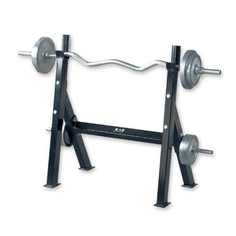 MAR-342 | Fixed Heavy-duty Bar Stand - quality-martial-arts