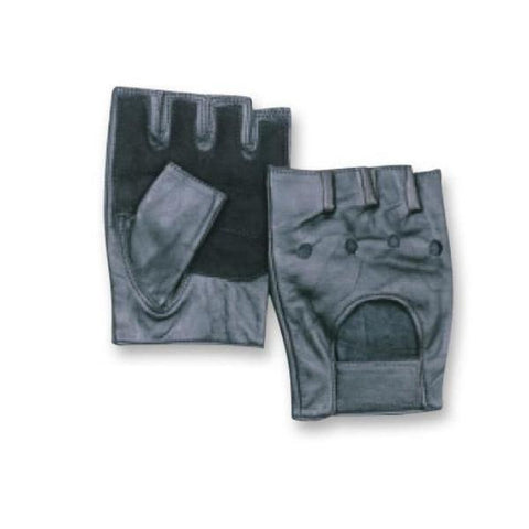 MAR-354 | Leather Weight Lifting Gloves - quality-martial-arts