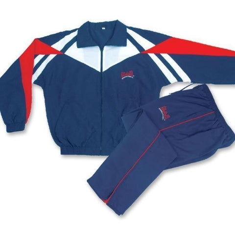 MAR-359 | Navy-Blue Tracksuit Sports Uniform - quality-martial-arts