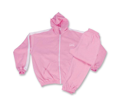 MAR-366 Track Suit Sports Uniform Pink - quality-martial-arts