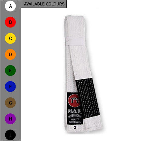 MAR-082 | Brazilian Jiu-Jitsu Ranking Belts - quality-martial-arts