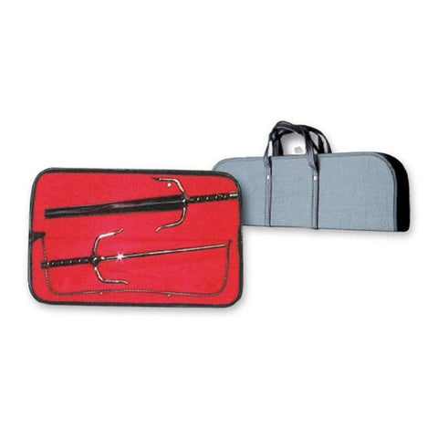 MAR-267C | Sai Chrome Case - quality-martial-arts