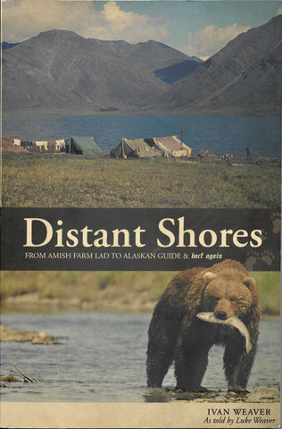Distant Shores Book