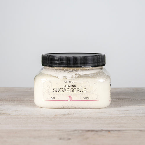 Relaxing Sugar Scrub