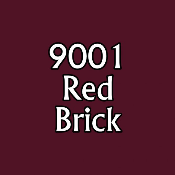 Reaper MSP Core Colors: Red Brick (9001)