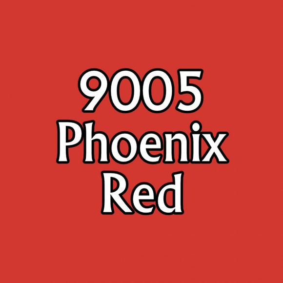 Reaper MSP Core Colors: Phoenix Red (9005)