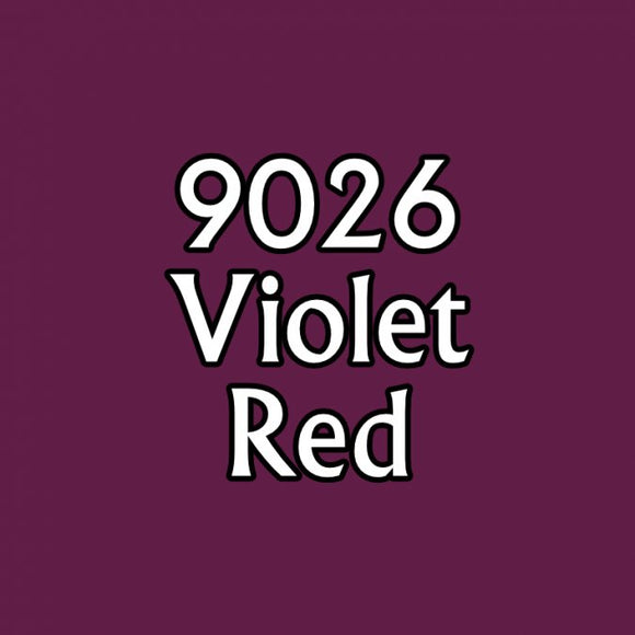 Reaper MSP Core Colors: Violet Red (9026)
