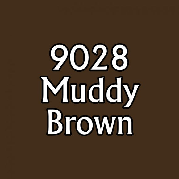 Reaper MSP Core Colors: Muddy Brown (9028)