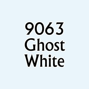 Reaper MSP Core Colors: Ghost White (9063)
