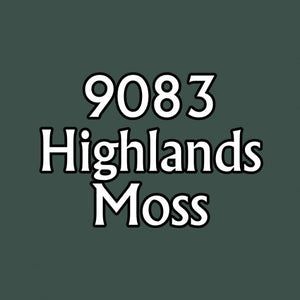 Reaper MSP Core Colors: Highlands Moss (9083)