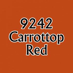 Reaper MSP Core Colors: Carrot Top Red (9242)