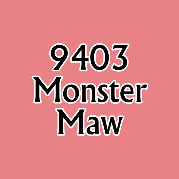 Reaper MSP Bones: Monster Maw (9403)