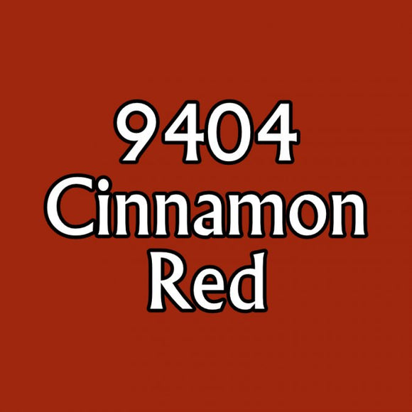 Reaper MSP Bones: Cinnamon Red (9404)