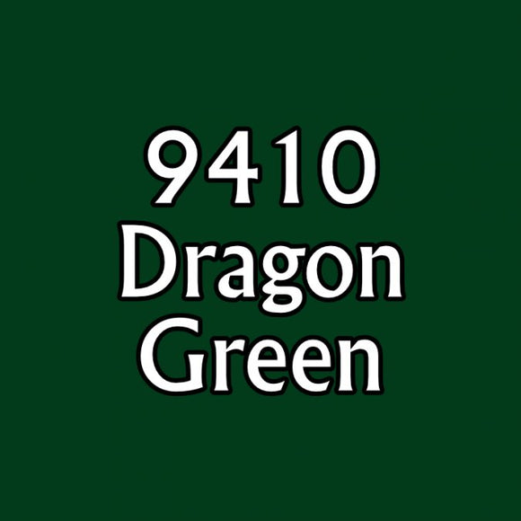 Reaper MSP Bones: Dragon Green (9410)