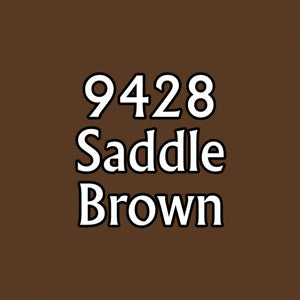 Reaper MSP Bones: Saddle Brown (9428)