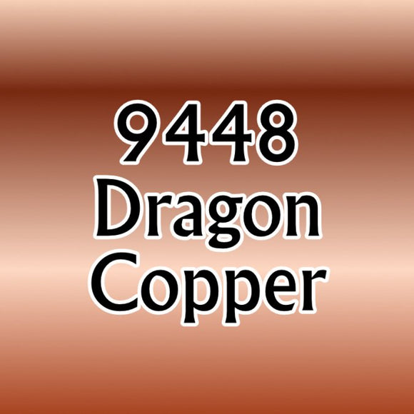 Reaper MSP Bones: Dragon Copper (9448) (Metallic)