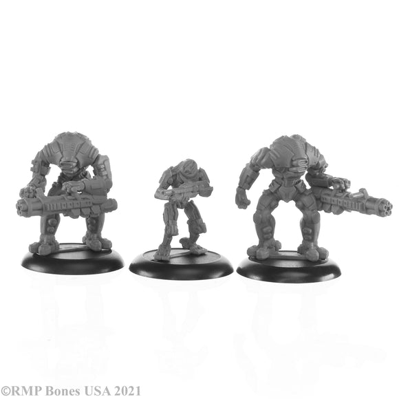 Reaper Bones USA: Viceroy Enforcers (30029)