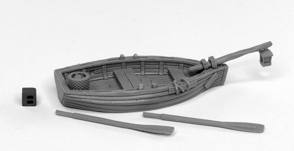 Reaper Bones Black: Dreadmere Fishing Boat (44032)
