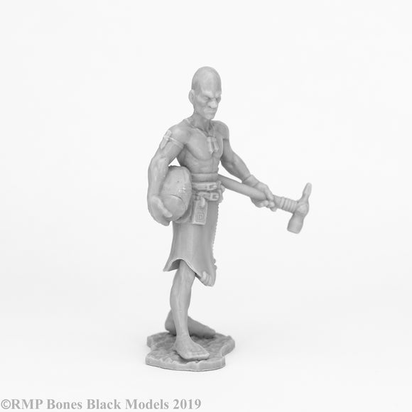 Reaper Bones Black: Stone Giant Carver (Huge) (44084)