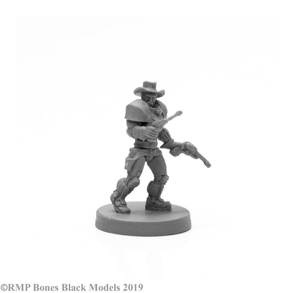 Reaper Bones Black: John Bishop, Space Cowboy (49032)