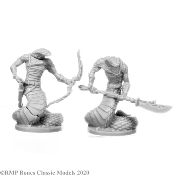 Reaper Bones: Nagendra Warriors (2) (77697)