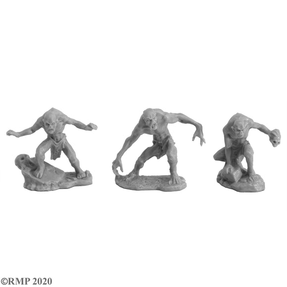 Reaper Bones: Ghouls (2) and Ghast (77720)