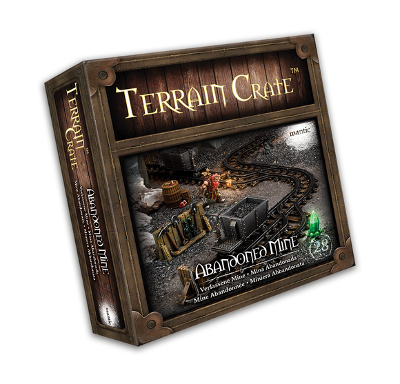 Mantic Games - Terrain Crate: Abandoned Mine (MGTC115)